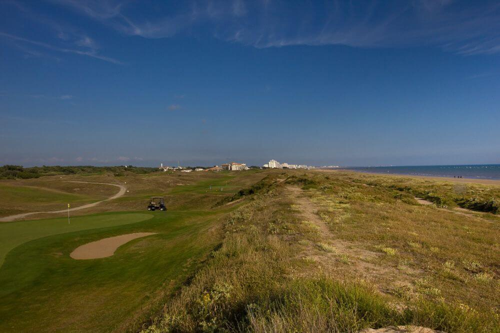 jean de monts golf course 4 csite vend 233 e tourism in the vend 233 e in