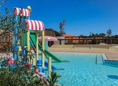 St Hilaire de Riez campsite with swimming pool - ST HILAIRE DE RIEZ CAMPSITE